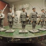 54mm Toy Soldiers WW1