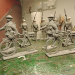 54mm Toy Soldiers unpainted