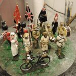 54mm Toy Soldiers Gloss Painted