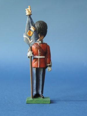 54mm Metal Cast Toy Soldier. Scots Guards Pointman