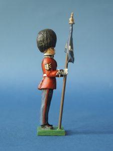54mm Metal Cast Toy Soldier. Scots Guards Pointman