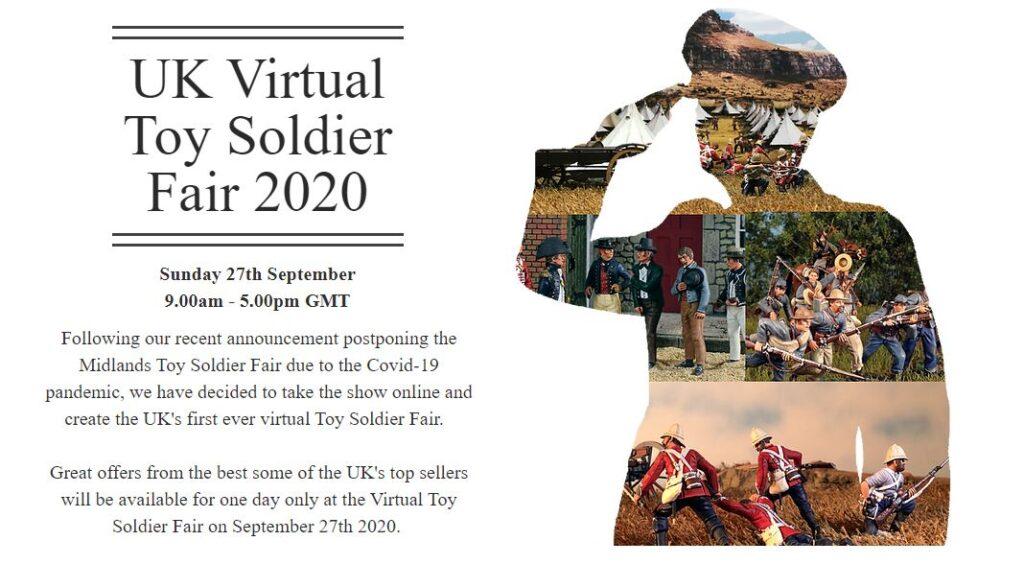 UK Virtual Toy Soldier Fair