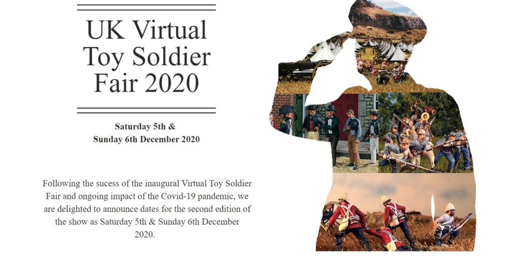 Virtual Toy Soldier Show December 2020