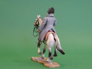 Mounted Napoleon Military Figure