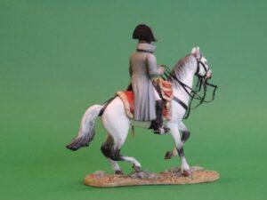 Mounted Napoleon Military Figure