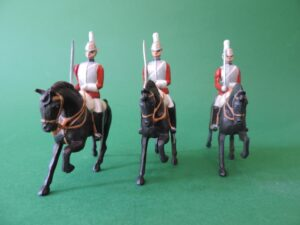 Mounted Household Cavalry