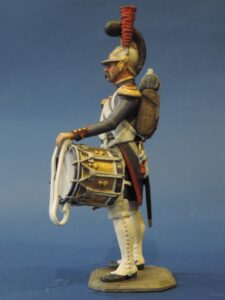 Sappers Of The Imperial Guard Drummer
