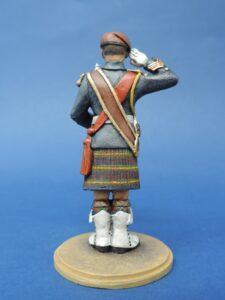 Parachute Regiment Drum Major